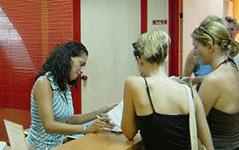 Записаться на курсы испанского языка в Испании