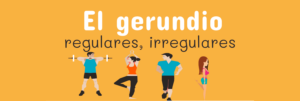 герундий в испанском языке