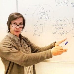 преподаватель испанского Рафаэль